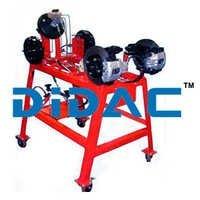 Ford Focus Brake Rig Trainer