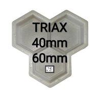 Trihex Paver Block Plastic Mould
