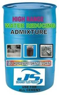 High Range Water Reducing Admixture