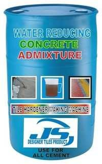 Water Reducing Concrete Admixture