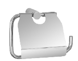 Toilet Paper Holder With Flap