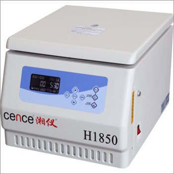 H1850 Tabletop High Speed Centrifuge