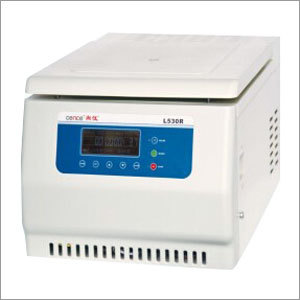 L530R Tabletop Low Speed Refrigerated Centrifuge