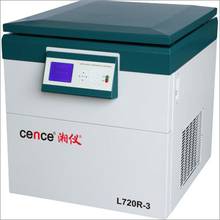 L720R-3 High Capacity Refrigerated Centrifuge