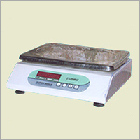 Simple 250x300mm Weighing Scale