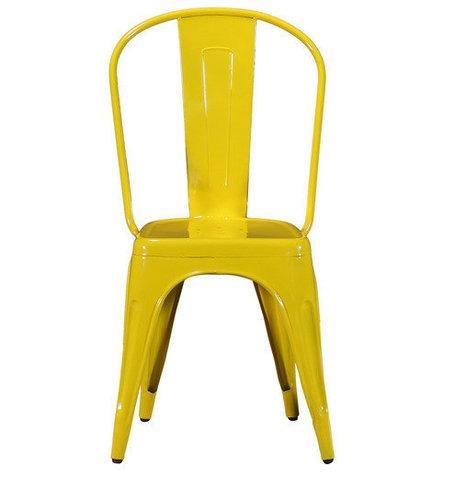 Industrial Tolix Chair