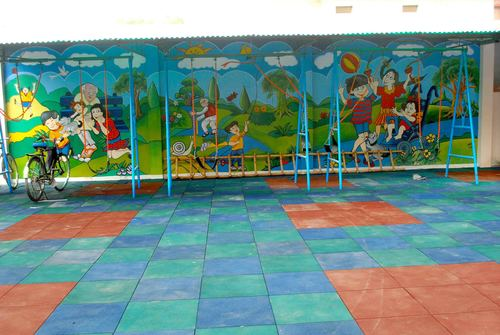 Play Area Tile