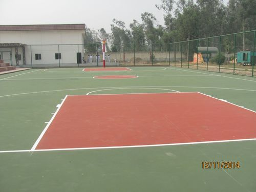 Volly Ball Flooring