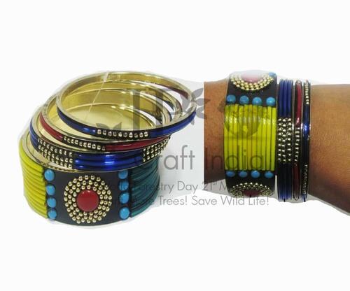 Handmade Ladies Bangle's Set