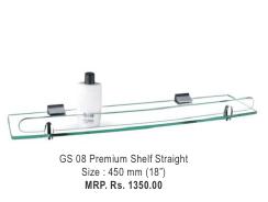 Premium Shelf Straight