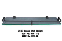 Square Shelf Straight