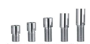 Extension Nipple Brass