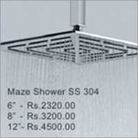 Maze Shower SS 304