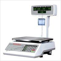 Inbuilt Thermal Printing Weighing Machine