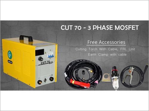 Three Phase Plasma Cut Inverters
