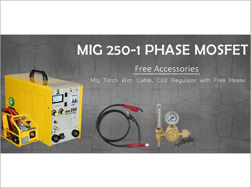 Phase MIG & MAG Welding Machine