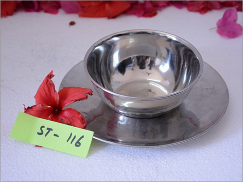 Finger Bowl with tray