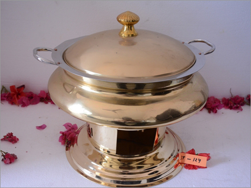 Metal Chef Dish Warmer