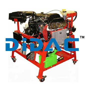 Ford Zetec 2.0 Petrol Engine Trainer