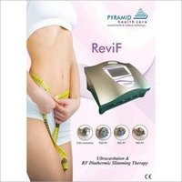 Ultrasonic Cavitation and RF Diathermic Slimming Machine