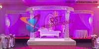 Wedding Diamond Cut Mandap