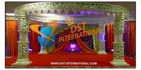 Gujarati Wedding Mandap