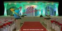 Diamond Cut Mandap