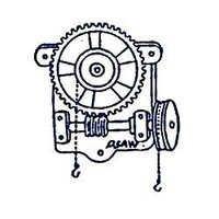 Metallic Worm and Worm Wheel