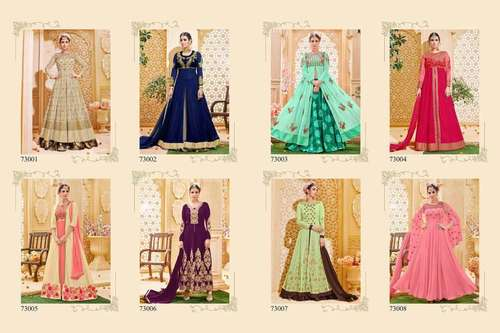 Kavvya Suits Design Anarkali Salwar Suits