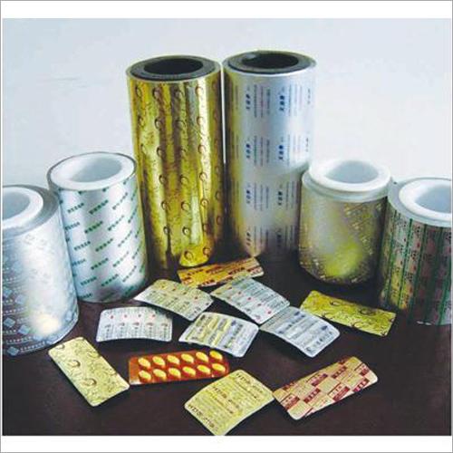 Medicine Packaging Foil Printing Services