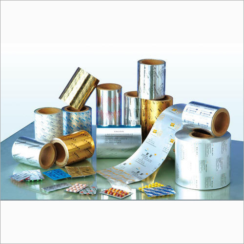 Pharma Packaging Foil