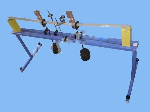 Laboratory Bending Of Beam Apparatus