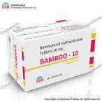 Bambuterol Hydrochloride Tablets 10 mg
