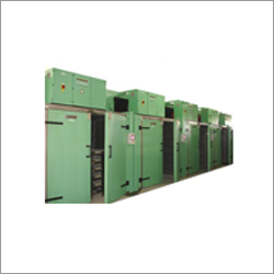 Industrial Curing And Drying Chamber