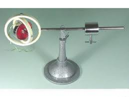 Laboratory Gyroscope With Counter Poise