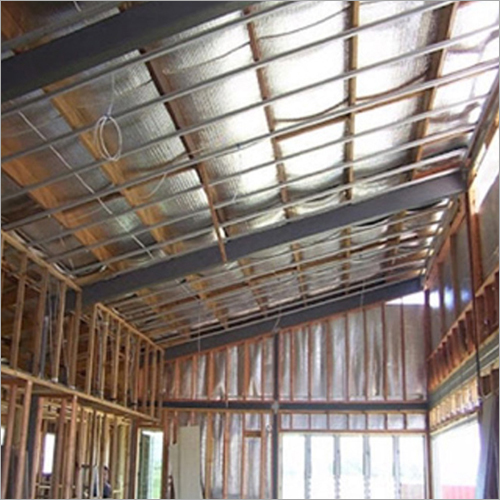 Aluminium Bubble Sheet For Roof Insulation