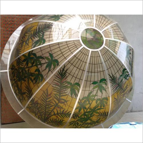 Prefab FRP Dome