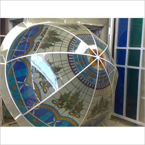Fiber Reinforced Plastic Domes