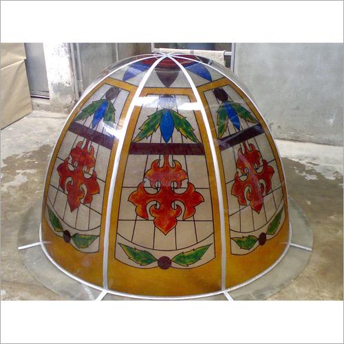 Fiberglass FRP Dome
