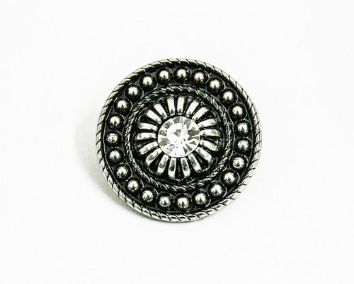 Swarovski button