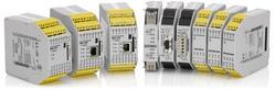 Leuze Safe control components