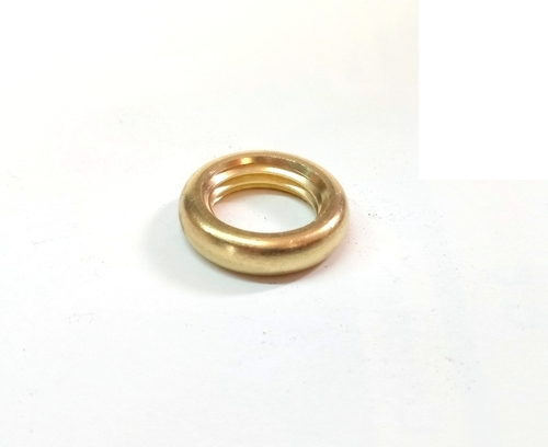 Brass Lighting Ring Nut