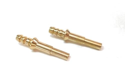 Brass Single Threaded Hose Connector
