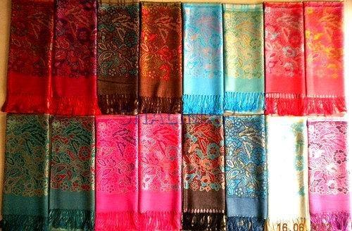 Printed Pashmina Shawls