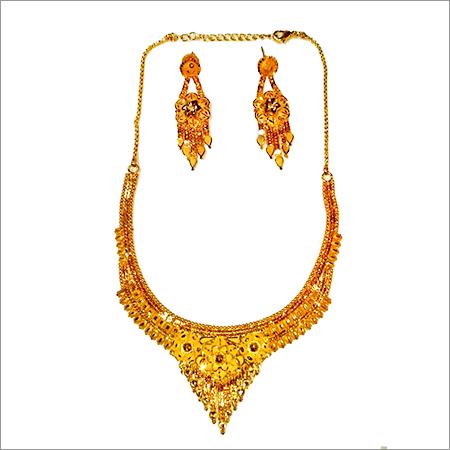 Gram Gold Fancy Necklace