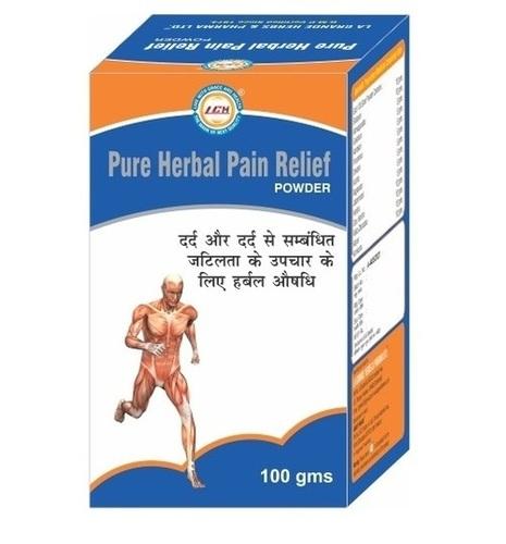LGH Bye Bye Pain