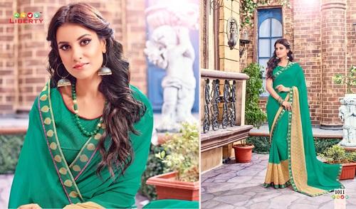 Partywear Latest Fashion Saree