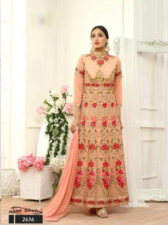 Wedding Anarkali Suits
