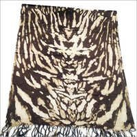 Ladies Tiger Print Stoles