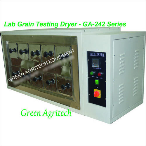 Grain Testing Dryer